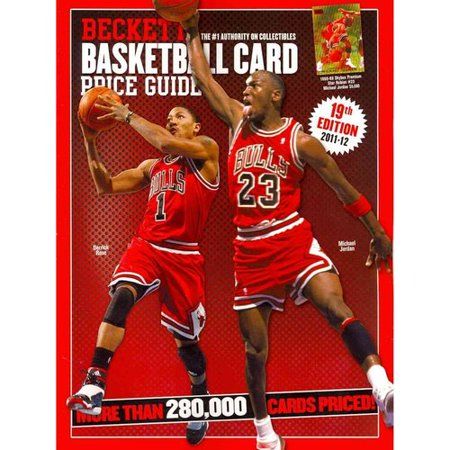 Beckett Basketball Price Guide | eBay