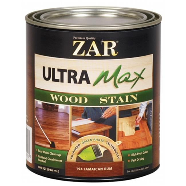 United Gilsonite 1 Quart Jamaican Rum Ultra Max Wood Stain  19412