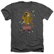 Scooby Doo - Being Watched - Heather Short Sleeve Shirt - XXX-Large