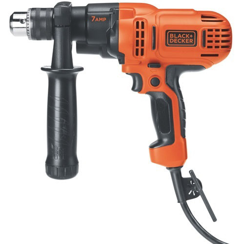 "Black & Decker DR560 7 AMP 1 2"" Corded Drill Driver by Black & Decker"