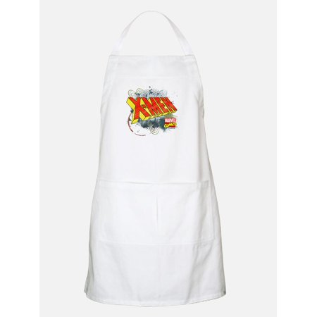 CafePress - Classic X-Men Apron - Kitchen Apron with Pockets, Grilling Apron, Baking