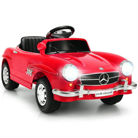 Gymax Mercedes Benz 300SL AMG Children Toddlers Ride on Car Electric Toy (2008 Mercedes Cls 63 Amg For Sale)
