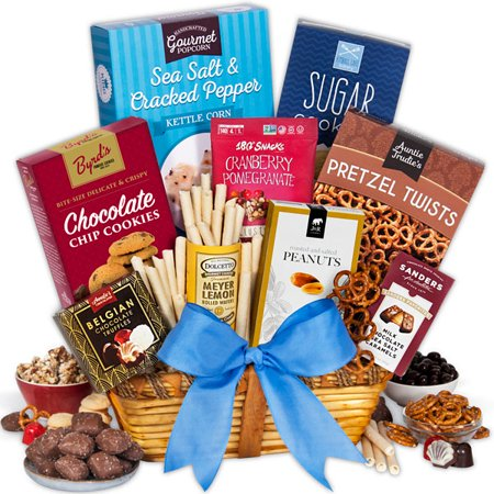 Christmas Gourmet Gift Basket - Christmas Cookie Basket
