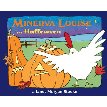 Minerva Louise on Halloween - eBook - Louise Belcher Halloween