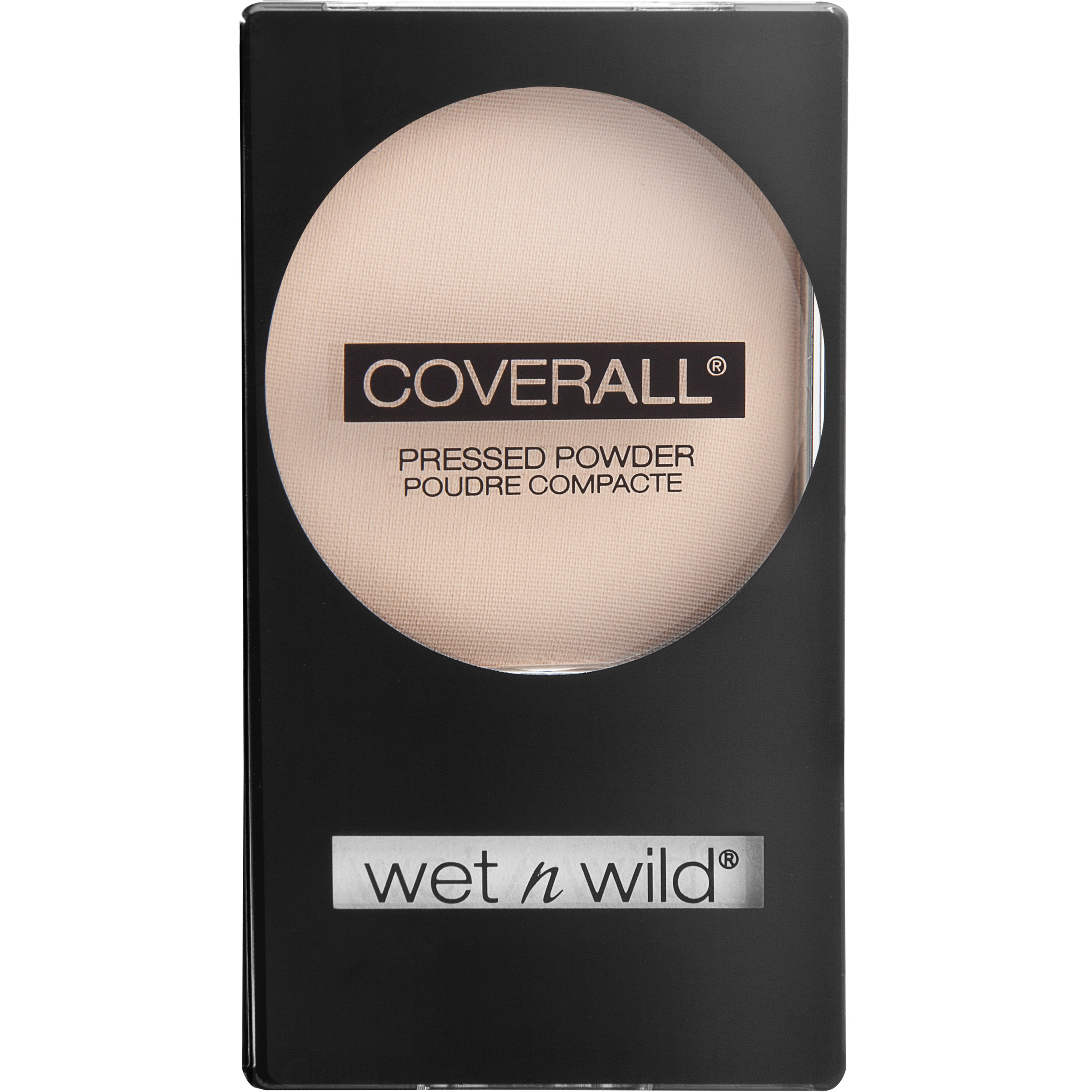 (2 Pack) wet n wild CoverAll Pressed Powder, Medium