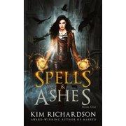 The Dark Files: Spells & Ashes (Paperback)