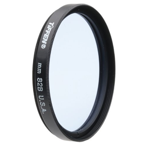 Tiffen 55mm 82B Lens Filter