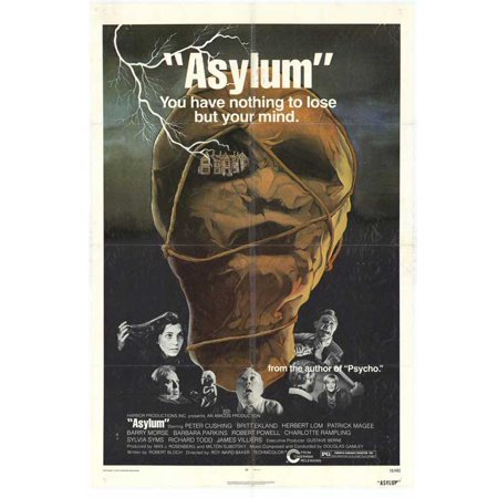 Asylum POSTER Movie Mini Promo