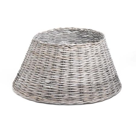 07f2948d1b7f Kaemingk Grey Willow Christmas Tree Ring - Walmart.com