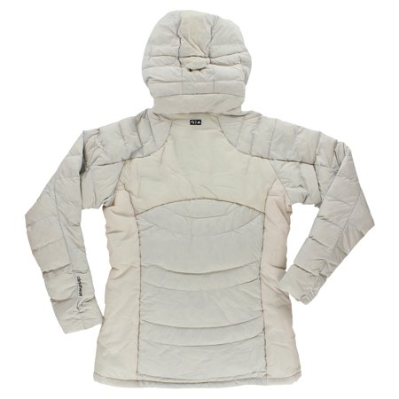 Adidas Womens Terrex Climaheat Ice Jacket Off White S