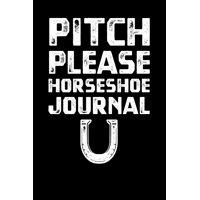 Pitch Please Horseshoe Journal