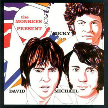 The Monkees Present (Vinyl) (Limited Edition)