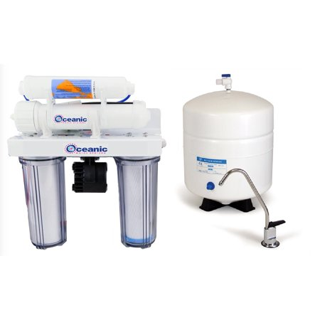 Premier RO Reverse Osmosis Drinking Water Filter System Permeate Pump (Best Home Well Water Filtration Systems)