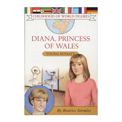 Diana, Princess Of Wales: Young Royalty