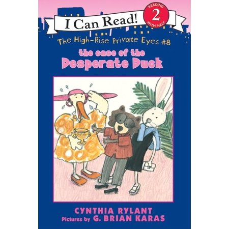 - I Can Read Books: Level 2: The High-Rise Private Eyes #8: The Case of the Desperate Duck (Paperback)