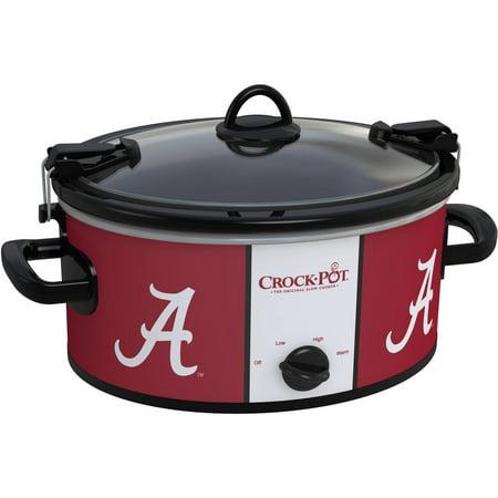0af8ad388a Crock-Pot NCAA 6-Quart Slow Cooker