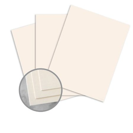 CLASSIC CREST Classic Cream Paper - 8 1/2 x 11 in 24 lb Writing Smooth Watermarked 500 per