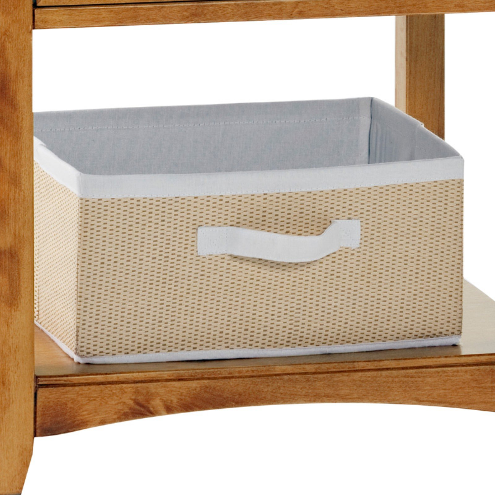 NE Kids Schoolhouse Seagrass Drawer Basket - Set of 4