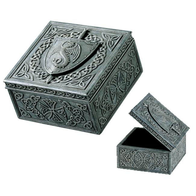 YTC SUMMIT 6409 Dragon Shield Hinge Box - C-24