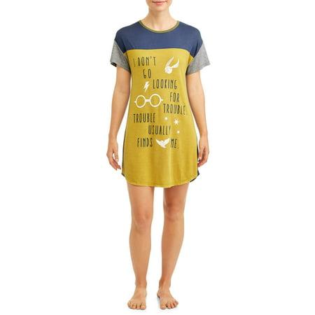 Carole Sleepshirt - Warner Bros. Women's and Women's Plus Harry Potter Sleepshirt