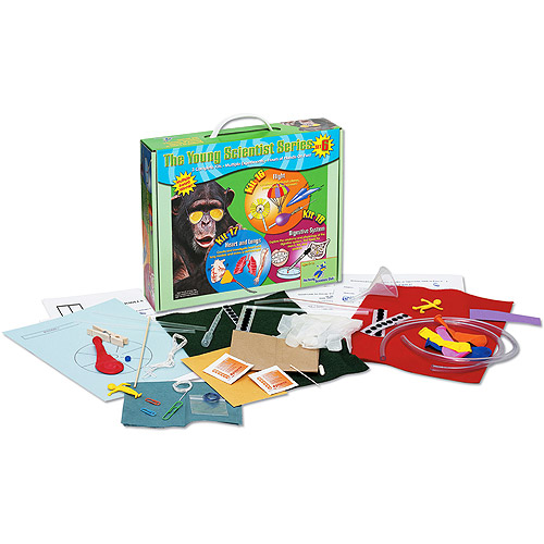The Young Scientists Series - Science Experiments Kit - Set #6