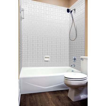 MirroFlex Tub and Shower Surround - Savannah in