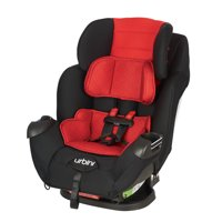 Deals on Urbini Asenti All-In-One Convertible Car Seat, Red