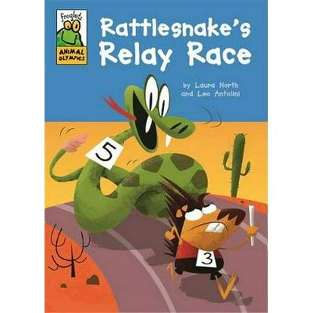 Rattlesnake's Relay Race for $<!---->