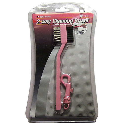 JEF World of Golf 2-Way Cleaning Brush
