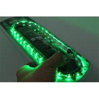 Cipa-Evo Formance 20 in. Green Led Ultrabrights