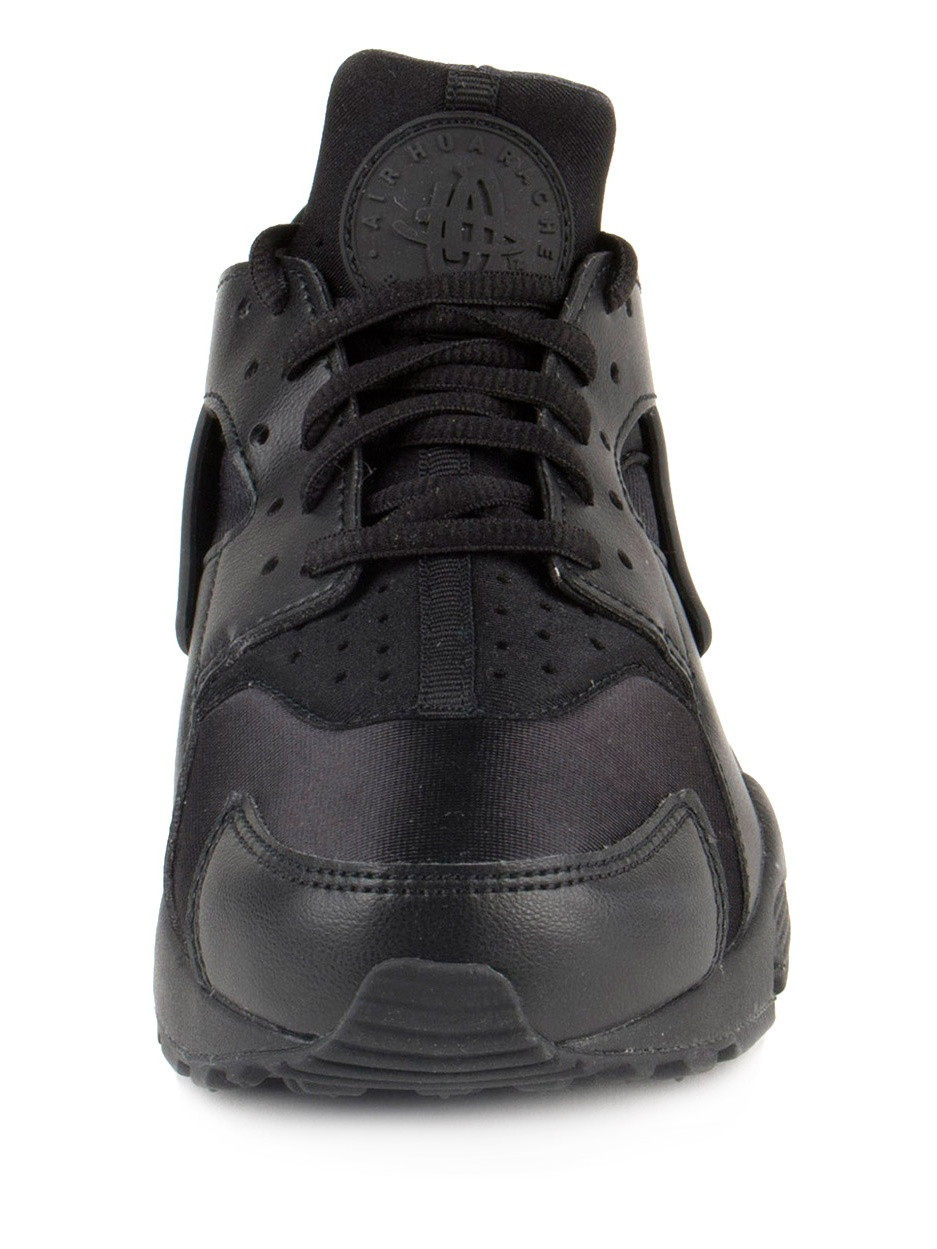 "Nike Womens Air Huarache Run ""Black"" Black 634835-012"