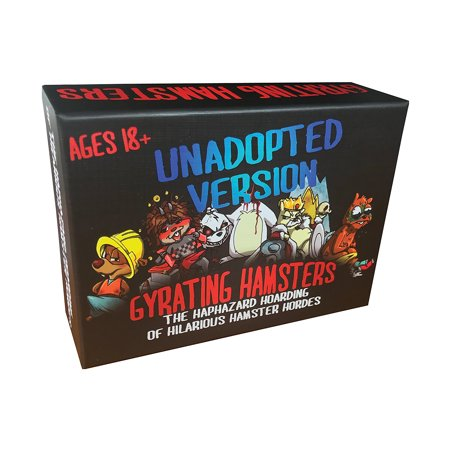 Gyrating Hamsters - Unadopted - Adult Hamster