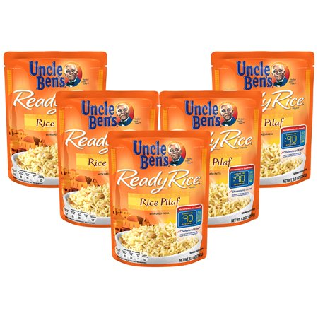 (5 Pack) UNCLE BEN'S Ready Rice: Rice Pilaf, 8.8oz