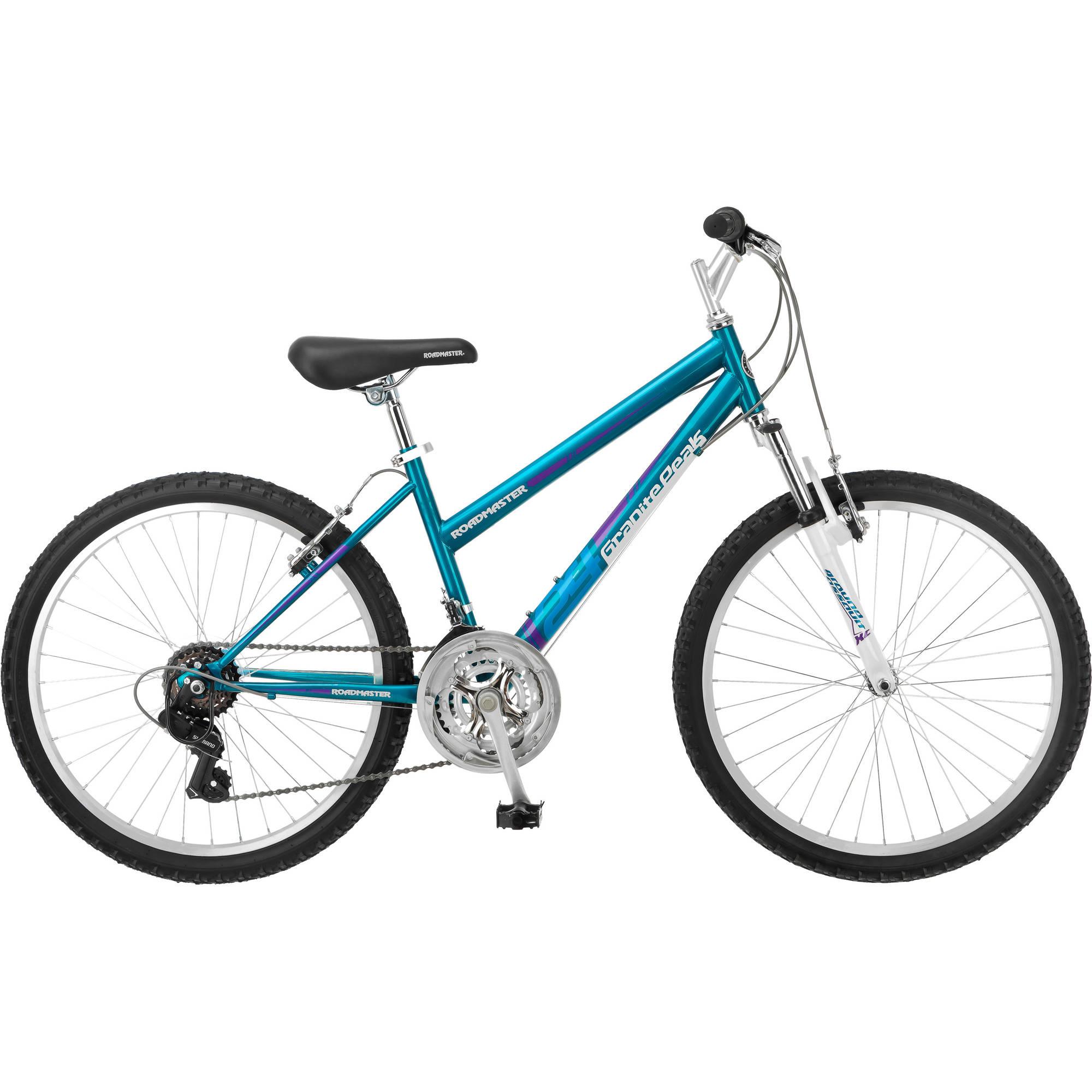 "24"" Roadmaster Granite Peak Girls' Bike"