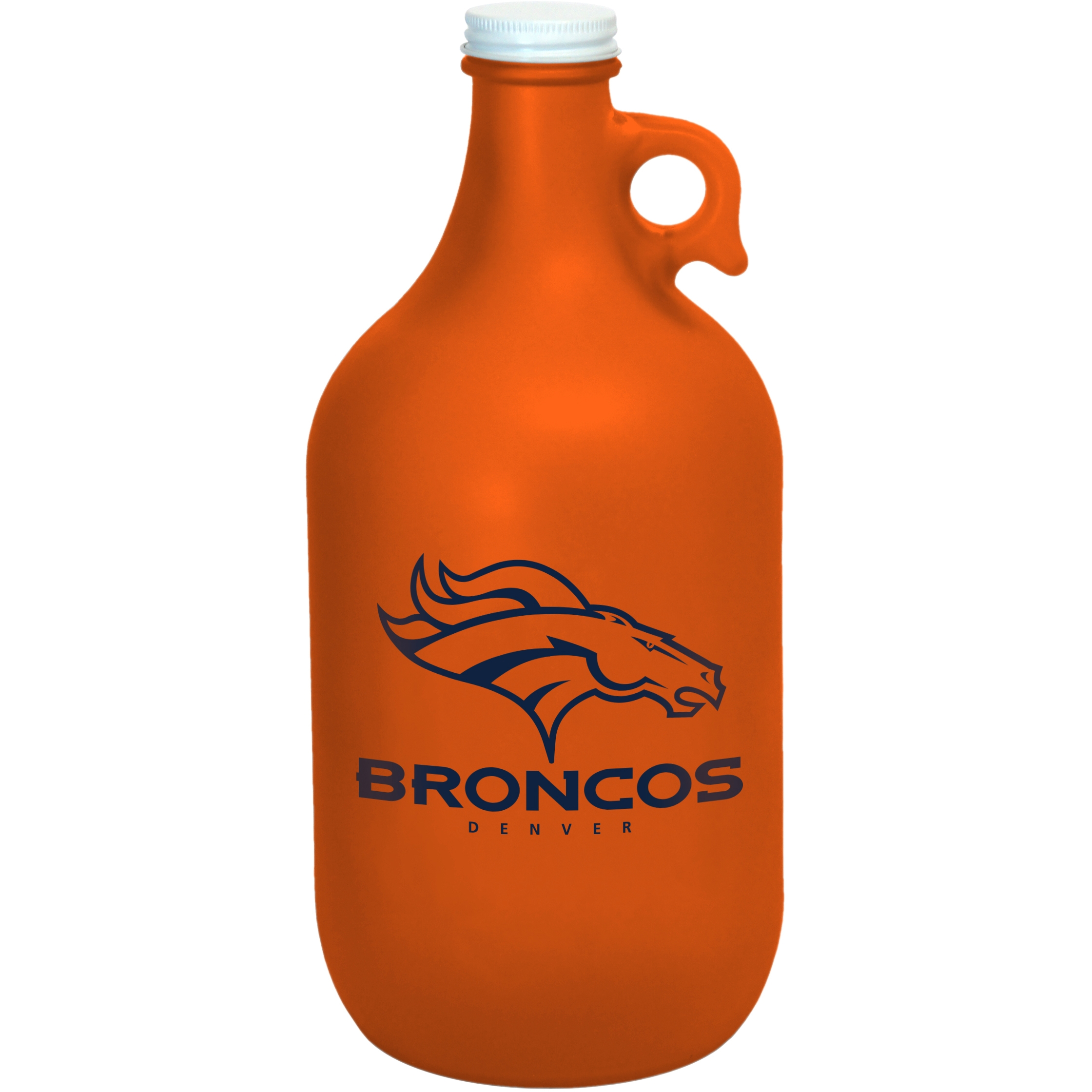 NFL Denver Broncos 64 oz. Growler