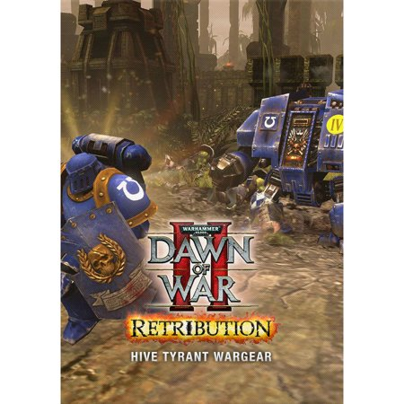 Warhammer 40,000 : Dawn of War II - Retribution - Hive Tyrant Wargear DLC, Sega, PC, [Digital Download],