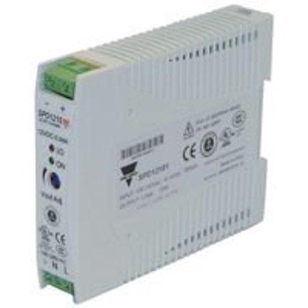 - CARLO GAVAZZI SPD12101 AC-DC CONV, DIN RAIL, 1 O/P, 10W, 840mA, 12V