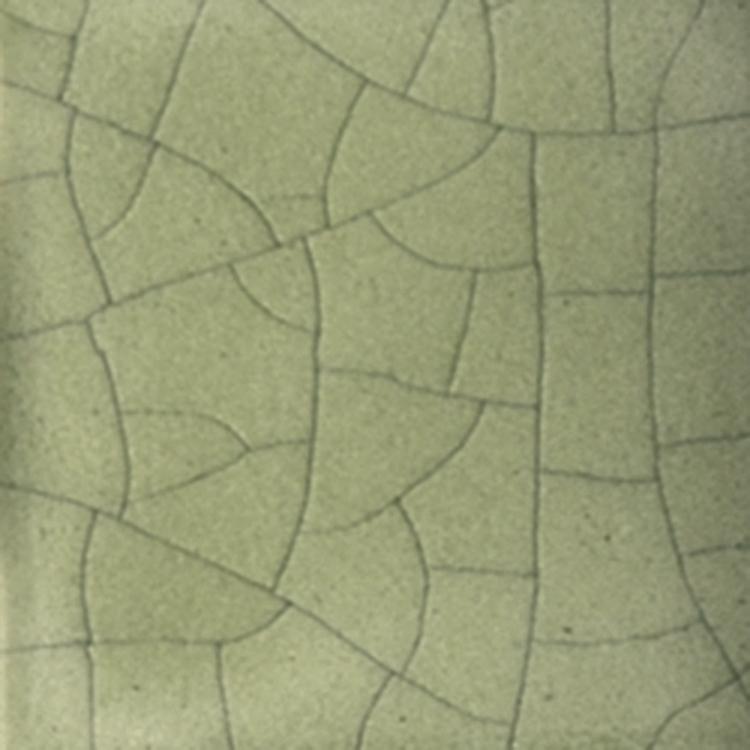 Mayco Classic Crackles, Green Tea CC107, 1 Pint