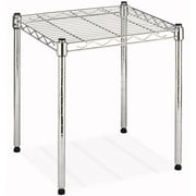 Whitmor Supreme Chrome Stacking Shelf