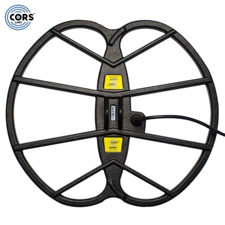 CORS Giant 15 inch x 17 inch DD Search Coil for Fisher Brand Metal Detector with