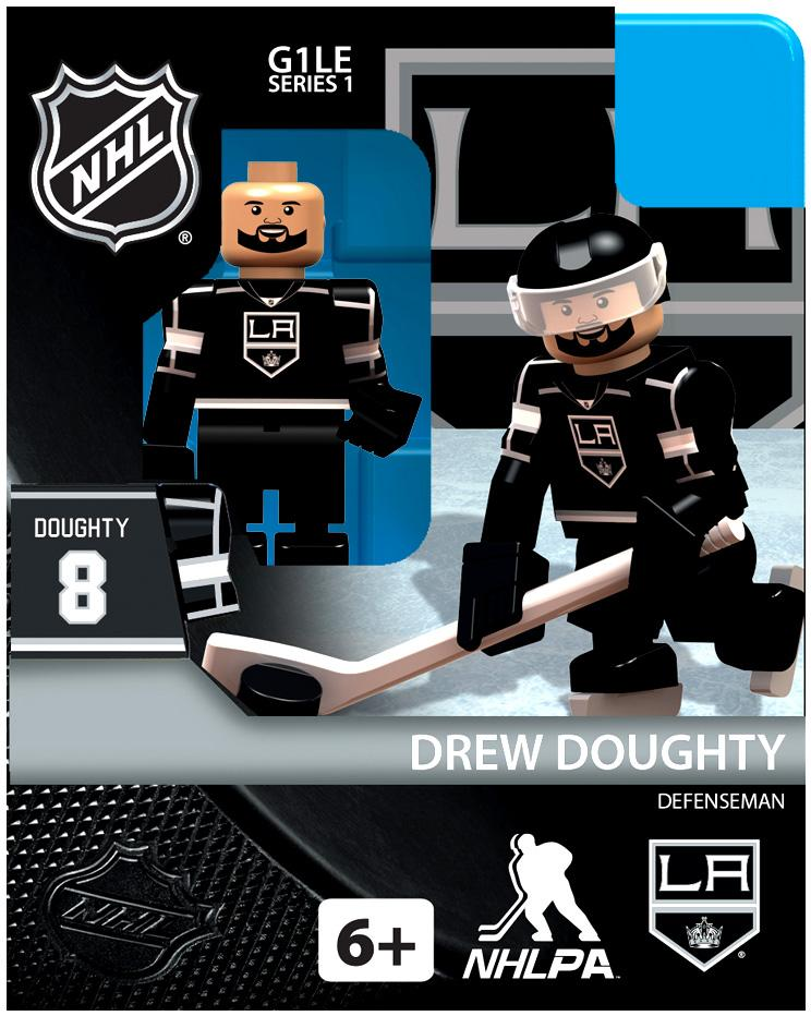 NHL Hockey Generation 1 Series 1 Drew Doughty Minifigure by
