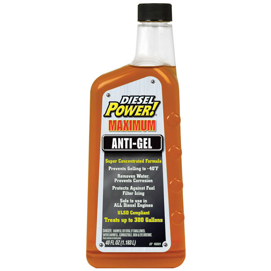 Diesel Power! (15221) Anti-Gel, 40 oz