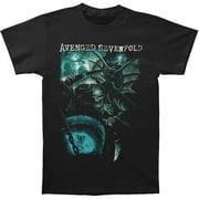Avenged Sevenfold Men's  Oracle T-shirt Black