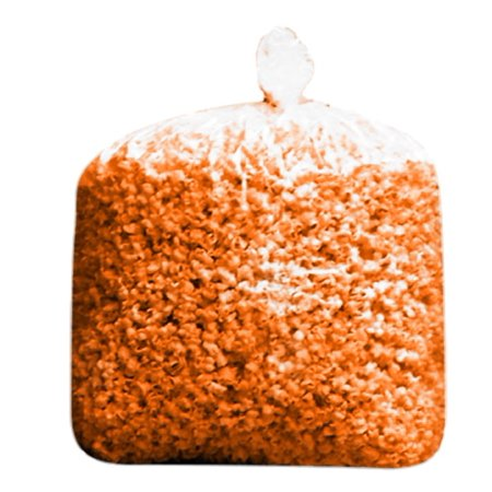 Halloween Popcorn Names (Just Popped Bulk Orange Halloween Colored Party Popcorn 175)