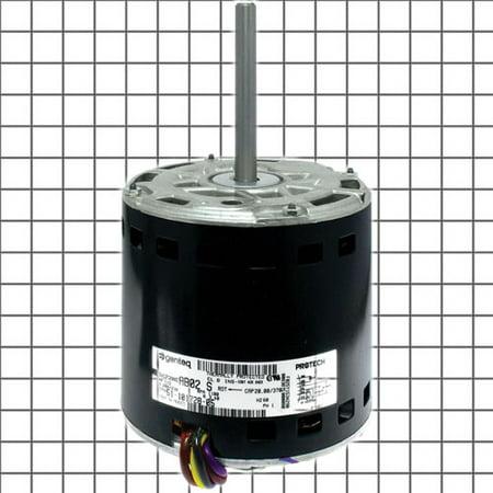 51-101728-05 - OEM Rheem Furnace Blower Motor 1/2 HP 208-230v ()