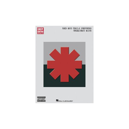 Hal Leonard Red Hot Chili Peppers Greatist Hits Easy Guitar Tab (Red Hot Chili Peppers Scar Tissue Tab)
