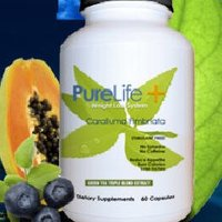 Pure Life Plus Weight Loss System  60 Capsules