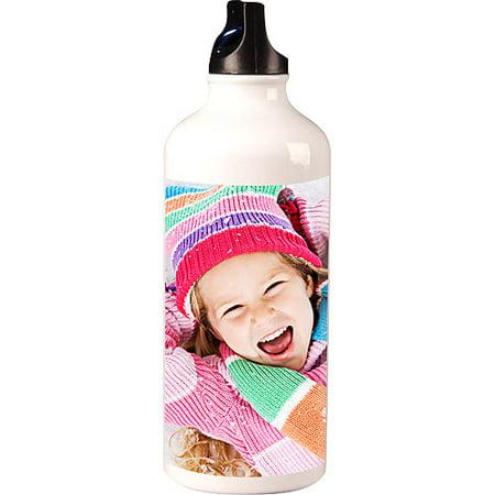 20 Oz Bottle Tote - Photo Water Bottle 20 oz