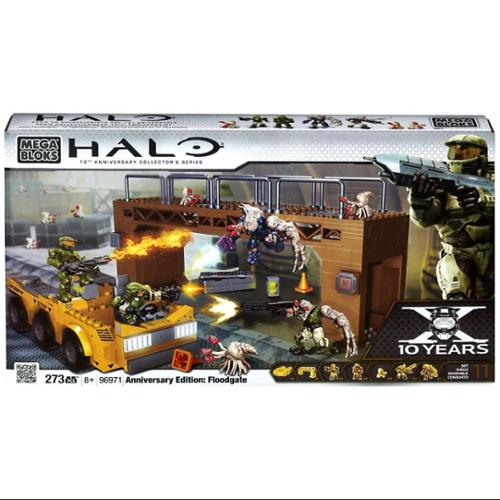 Anniversary Edition: Floodgate Set Mega Bloks 96971 Halo by