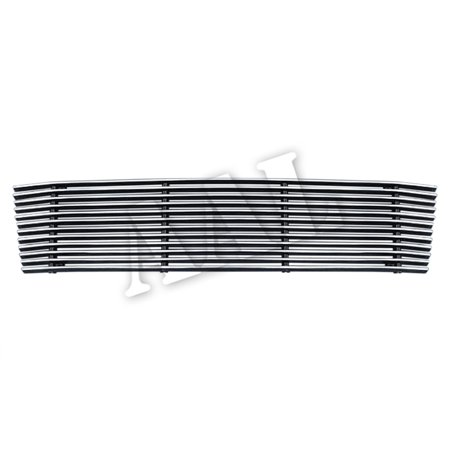 - AAL BOLT ON / BOLT OVER BILLET GRILLE / GRILL INSERT For 2007 2008 2009 2010 2011 2012 GMC YUKON BUMPER (TOWHOOK SHOW) 1PC BUMPER BOLTON
